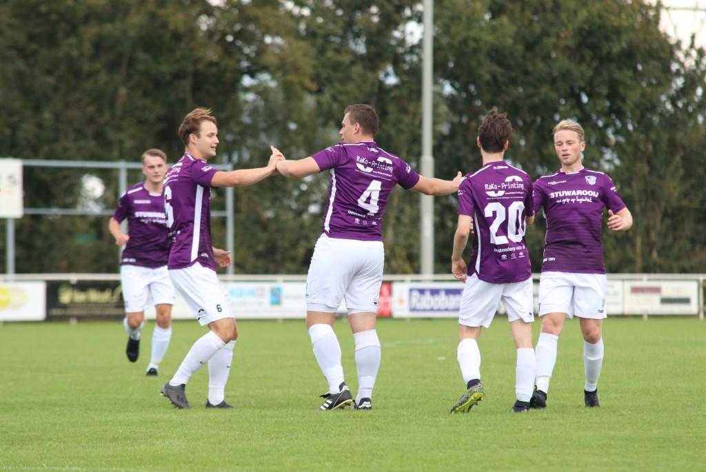 • Hedel - FC Engelen (0-5). Foto: Gerald van Zanten © regiosport