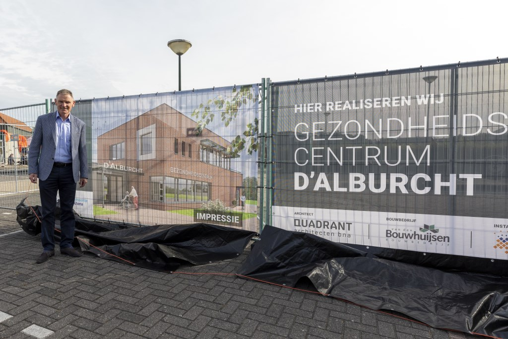 gezondheidscentrum d'Alburcht Foto: Jan Noorlandt © Heusden en Altena