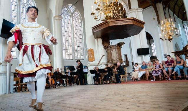 4e Zomerconcert in Grote Kerk Vianen Foto: Nico Van Ganzewinkel © Vianen