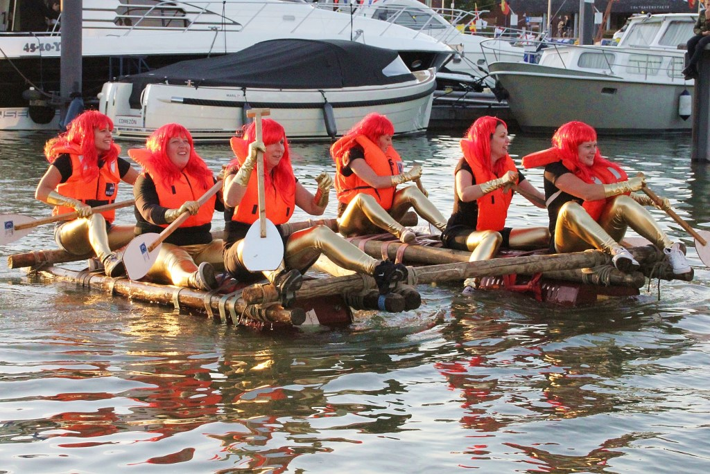 • Het team van Ladies Circle. Foto: Bert Bons © Klaroen