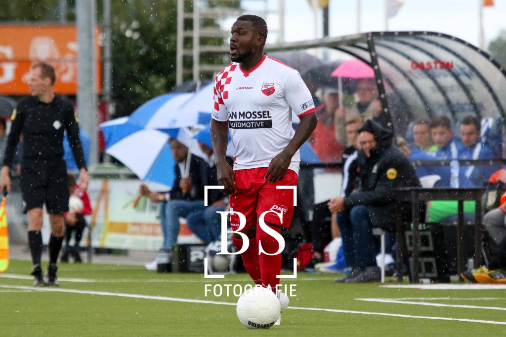 • Kozakken Boys - Spakenburg (4-2). Foto: Bart Stoutjesdijk © regiosport