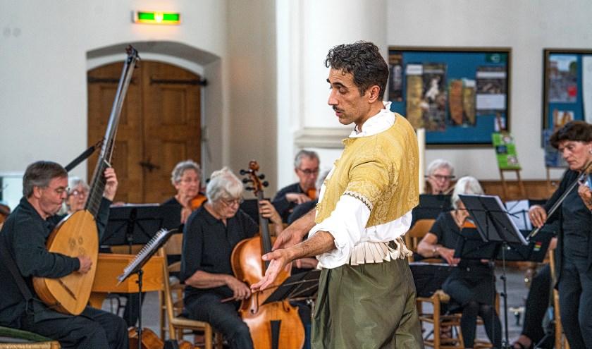 4e Zomerconcert in Grote Kerk Vianen,