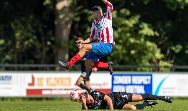 • Roda Boys - Nivo Sparta (4-1). Foto: Marco Oomen © regiosport