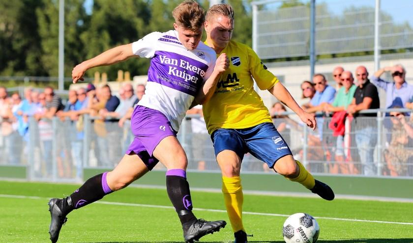 • LRC Leerdam - Almkerk (2-0).