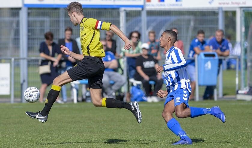 • SV Lopik - FC Perkouw (3-0).