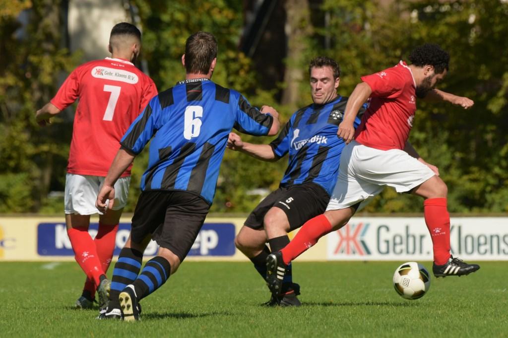 • DFC - Streefkerk (2-3). Foto: Cora Stout © regiosport
