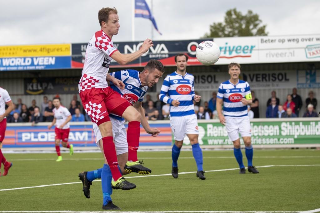 • Kozakken Boys - Spakenburg (4-2). Foto: Jan Noorlandt © regiosport