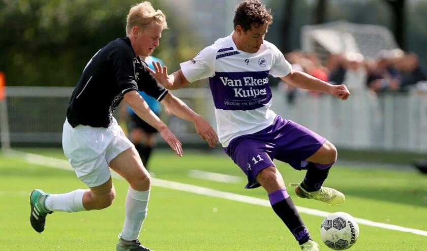 • LRC Leerdam en Heukelum troffen elkaar ook vorig seizoen in de poulefase van de beker.
