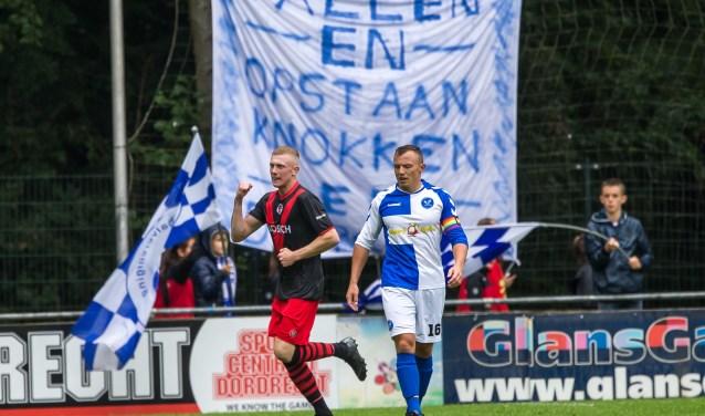 • Drechtstreek - Papendrecht (1-6). Foto: Peter Verheijen © regiosport