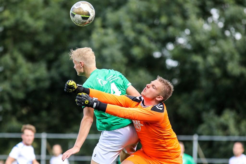 • Sliedrecht 2 - VVAC (1-0). Foto: Rick den Besten  © regiosport