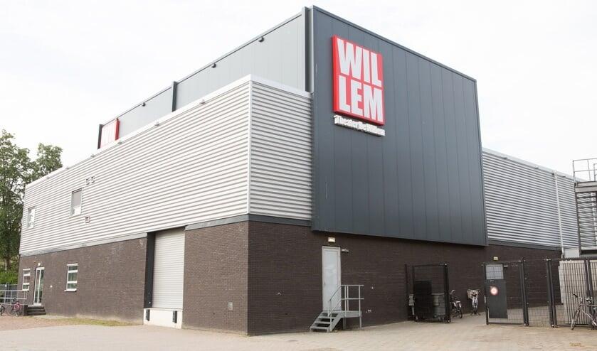• Theater De Willem.