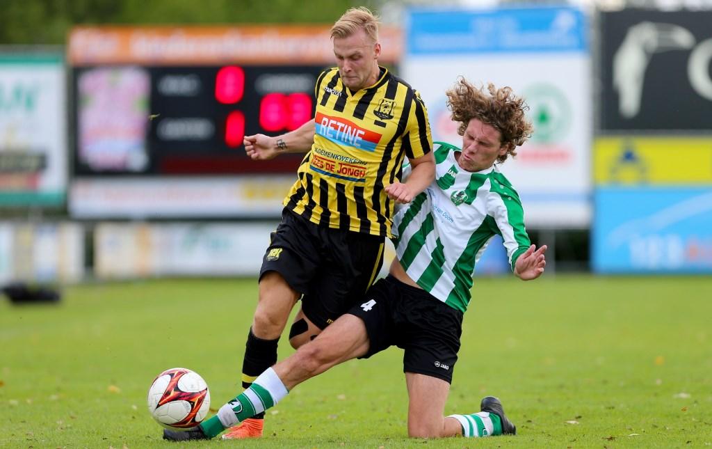 • WNC - Tricht (0-1). Jeroen de Bruin/ DBRN Fotografie © regiosport