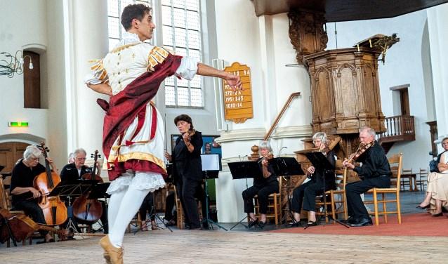 4e Zomerconcert in Grote Kerk Vianen,  Foto: Nico Van Ganzewinkel © Vianen