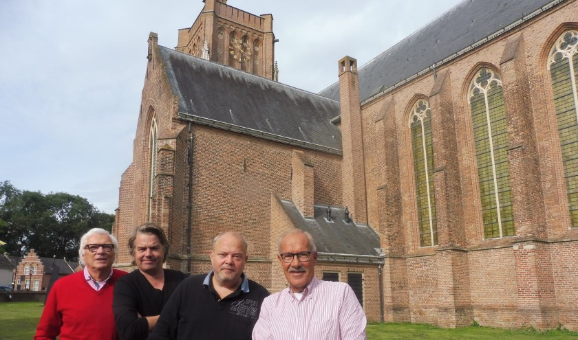 • Jan van Straten, Gabriel Gort, Ad Baks en Jan de Joode treden tweemaal op in het Arsenaal.