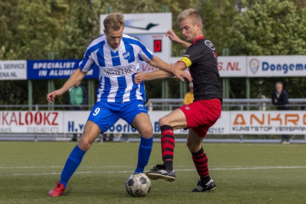 • Almkerk - Papendrecht (1-0). Foto: Jan Noorlandt © regiosport