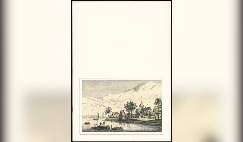 • Jaarsveld rond 1630.