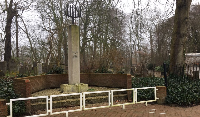 • De omgeving van het monument krijgt een ander aanzicht.