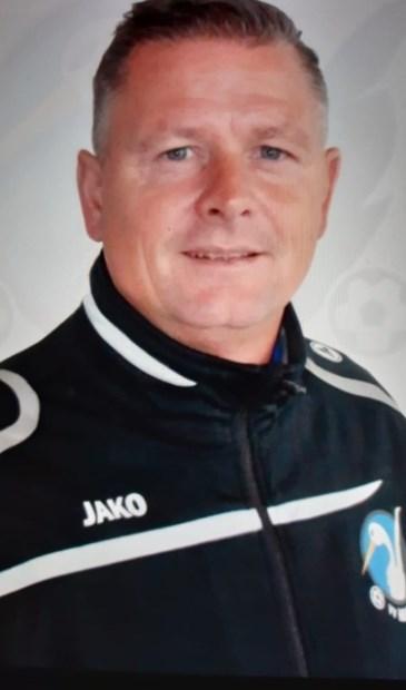 • HRC'14-trainer Harald van Deelen.
