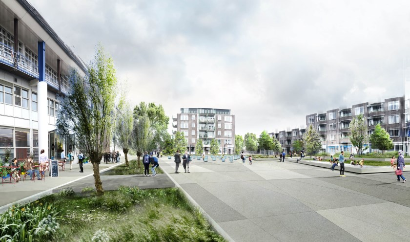 • De kans bestaat dat de herinrichting van het Reilinghplein wordt uitgesteld.