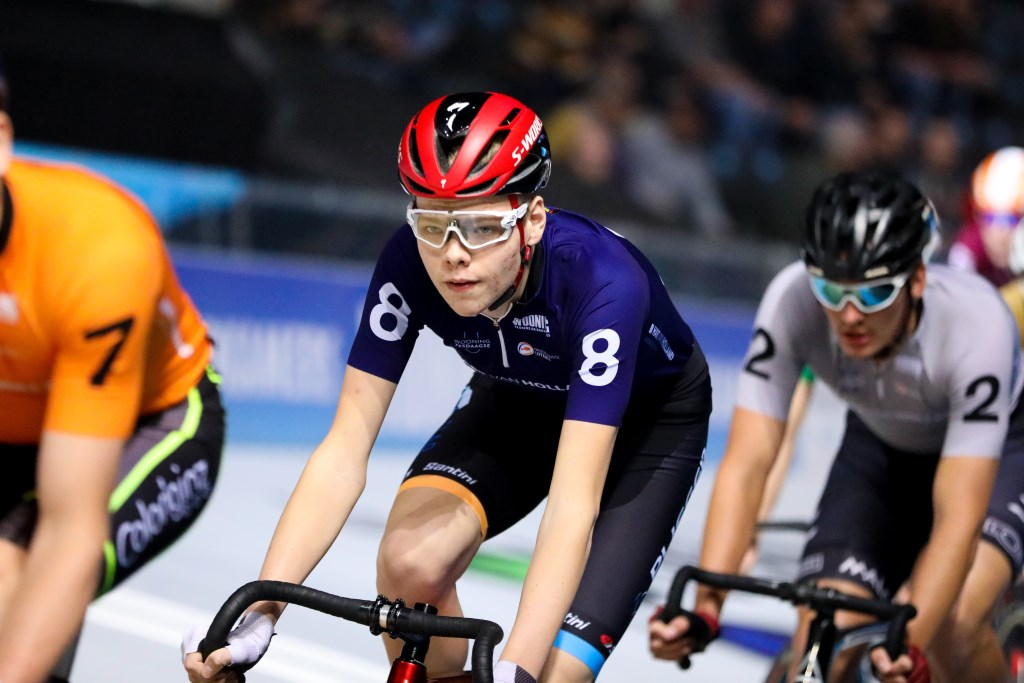 • Noël Luijten in actie tijdens de Holland Talents Cup 2020. Foto: Rick den Besten  © Alblasserwaard