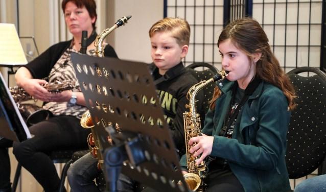 Voospeelochtend Muziekverenigingen Foto: Lya Cattel © Bommelerwaard