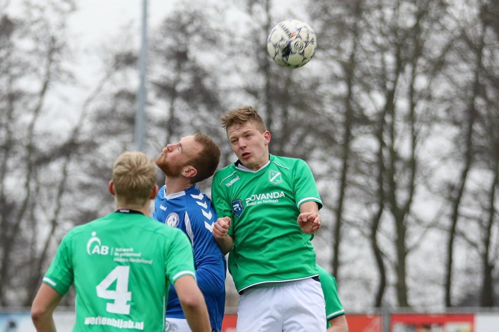 • Schelluinen - VVAC (2-1). Foto: Rick den Besten - Regio-Voetbal © regiosport