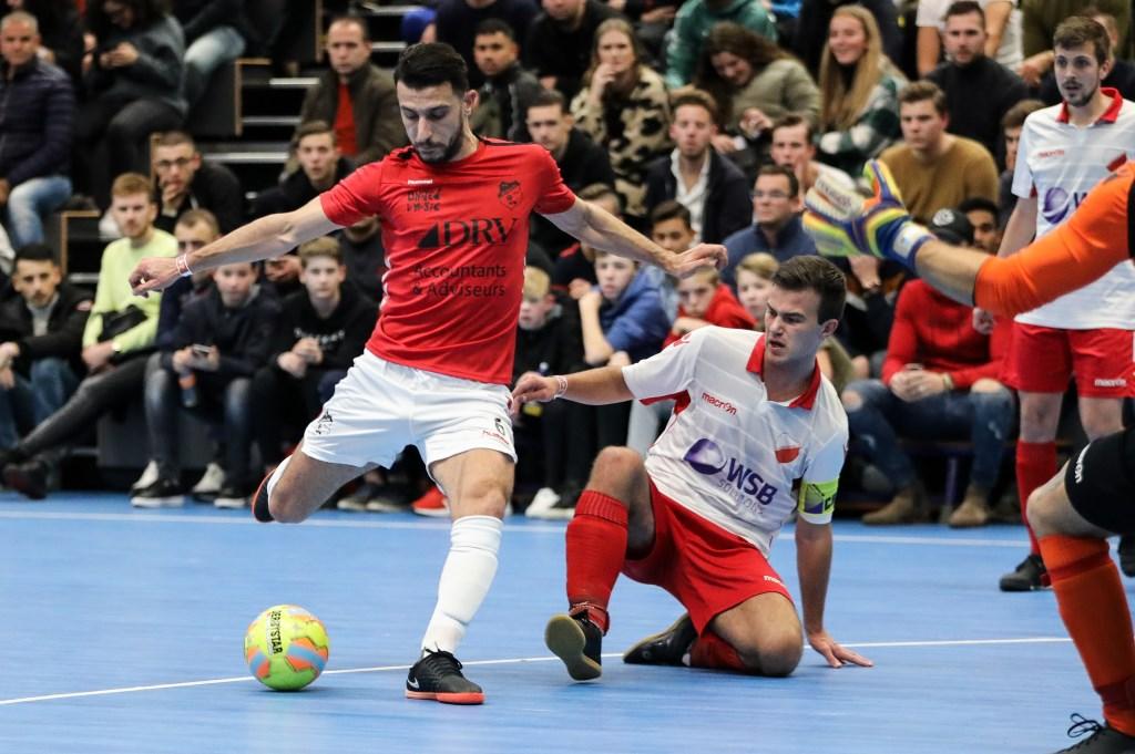 • Hardinxveld - Sliedrecht (1-5). Foto: Rick den Besten - Regio-Voetbal © regiosport
