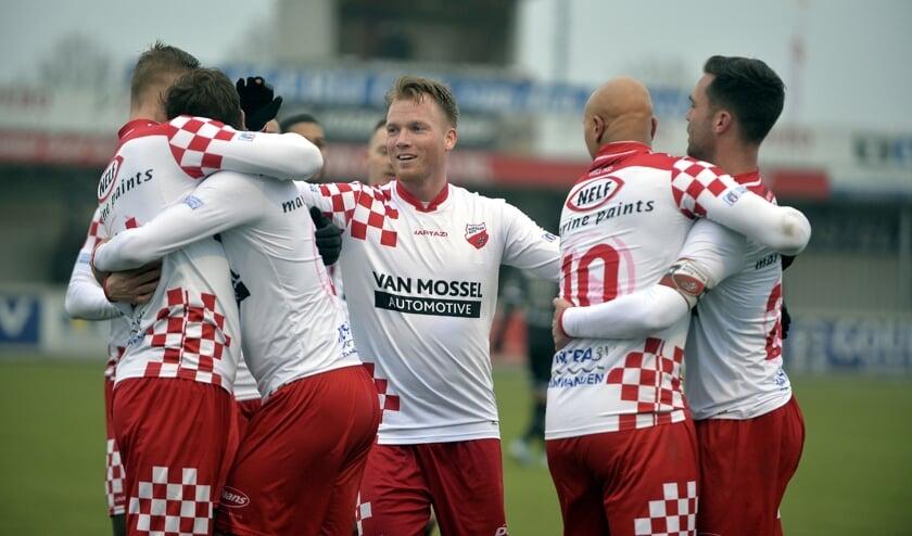 • Kozakken Boys - Jong FC Volendam (2-1).