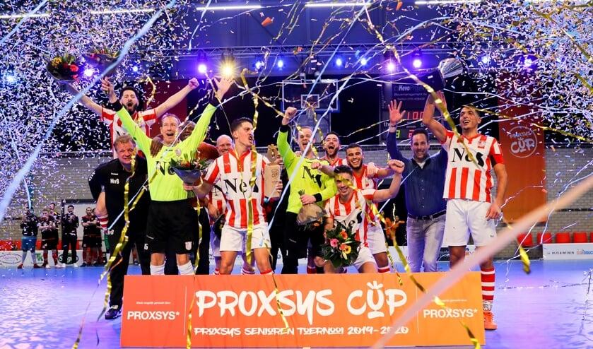 • SVW winnaar van de Proxsys Cup 2019-2020.