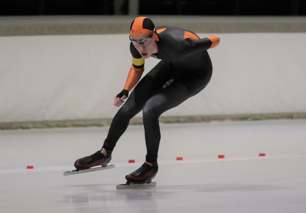 • Colin Schrijver. Foto: Rina Schrijver - Sportfoto's © Alblasserwaard