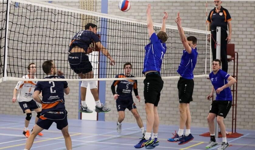 • VC WIK liet het afweten tegen Next Volley.