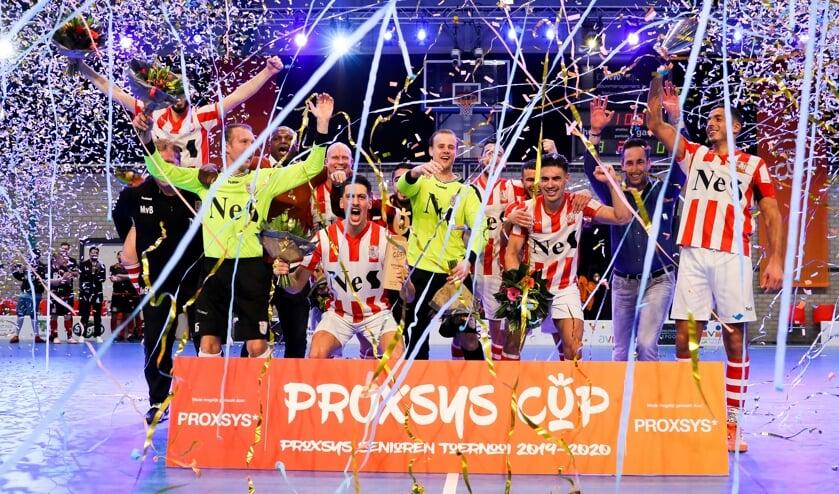 • Als de Proxsys Cup 2020-2021 doorgaat, is SVW titelverdediger.