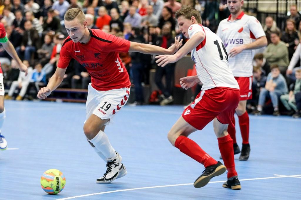 • Sliedrecht - Hardinxveld. Foto: Rick den Besten - Regio-Voetbal © regiosport