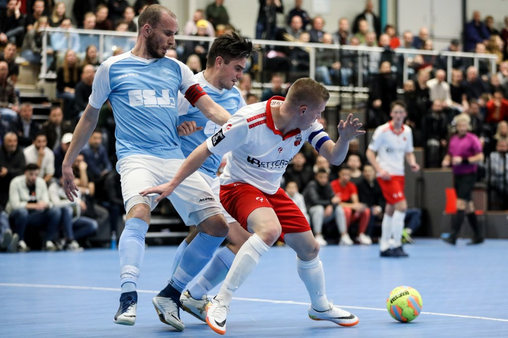 • Unitas - Woudrichem (5-1). Foto: Rick den Besten - Regio-Voetbal © regiosport