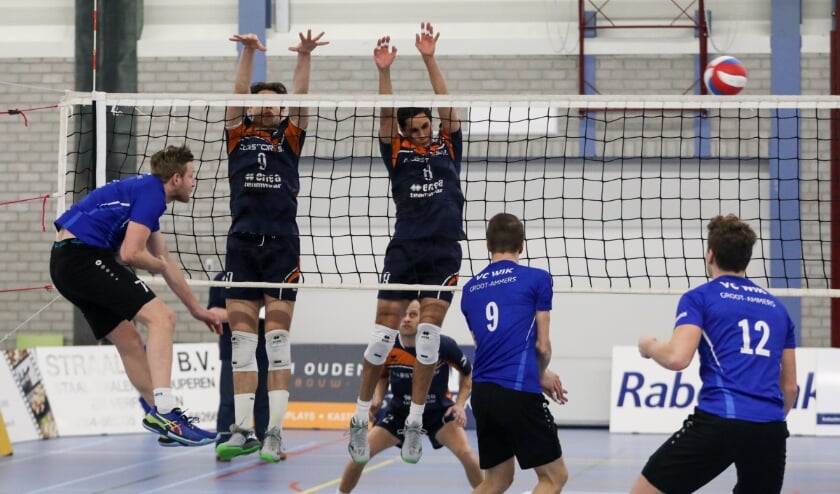<p>• VC WIK - Next Volley (1-3).</p>