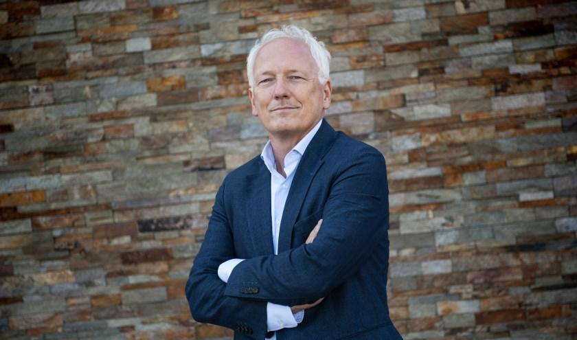 • Sportformateur Jan Janssens.