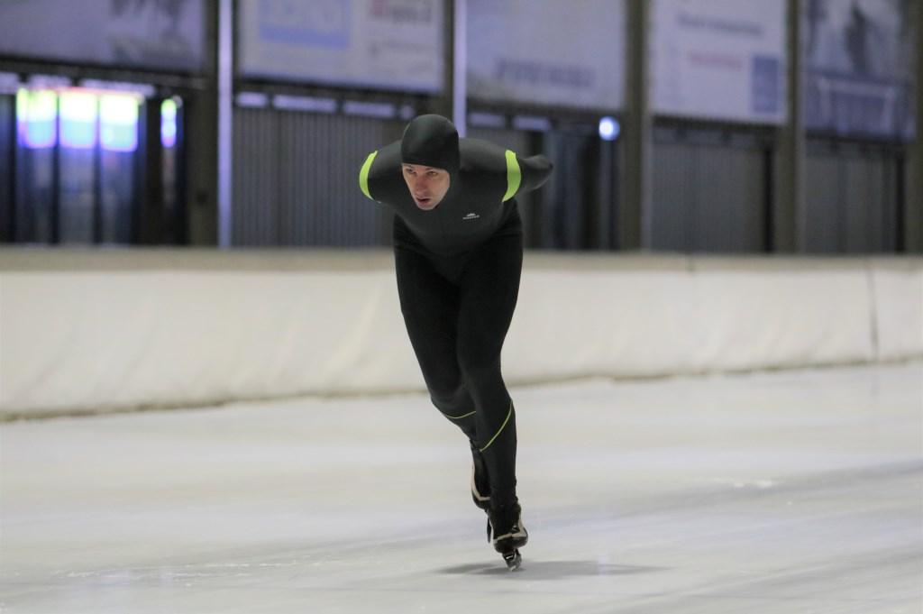 • Arno van der Veen. Foto: Sportfoto's - Rina Schrijver © Alblasserwaard