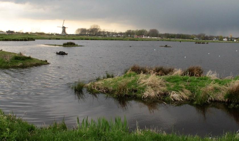 • Waterbergingsgebied De Hooge Boezem.