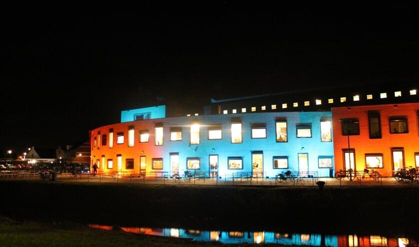 • Het Oosterlicht College stond in de spotlights.