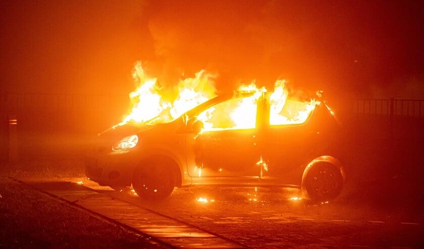 • Autobrand Vijfheerenlanden Vianen.