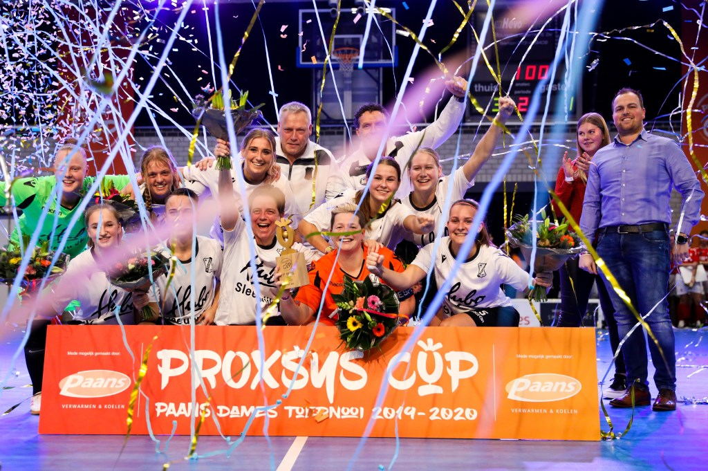 • Vrouwenfinale GJS-Sleeuwijk (1-3). Foto: Rick den Besten - Regio-Voetbal © regiosport