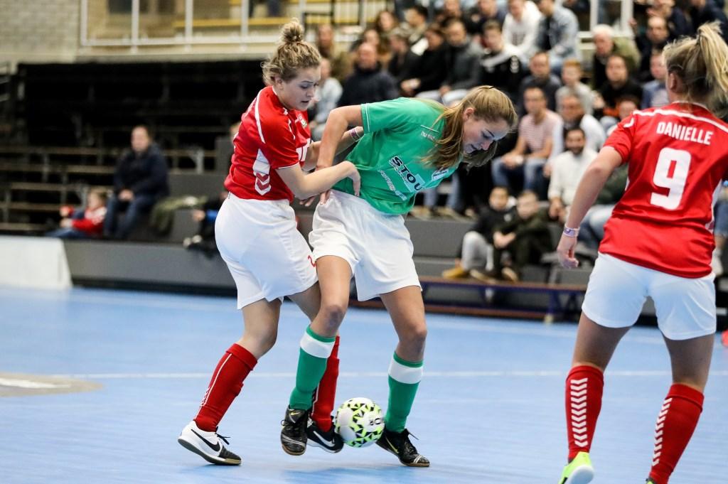 • GJS - VVAC (6-2). Foto: Rick den Besten - Regio-Voetbal © regiosport