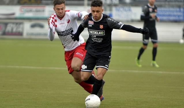 • Kozakken Boys - Jong FC Volendam (2-1). Foto: Teus Admiraal © regiosport