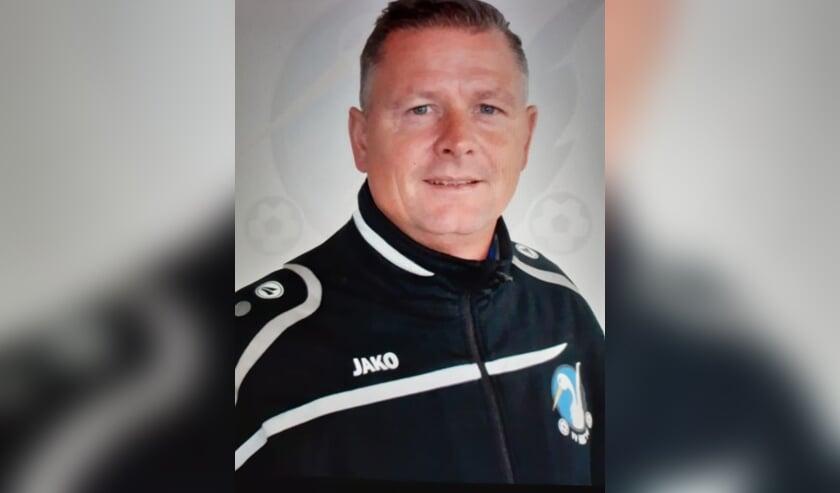 <p>• HRC'14-trainer Harald van Deelen.</p>