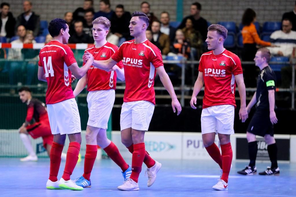 • GJS - Heukelum (1-3). Foto: Rick den Besten - Regio-Voetbal © regiosport