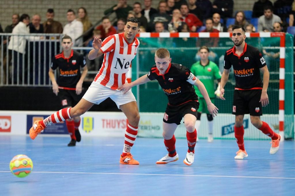 • Finale SVW - Unitas (3-0). Foto: Rick den Besten - Regio-Voetbal © regiosport