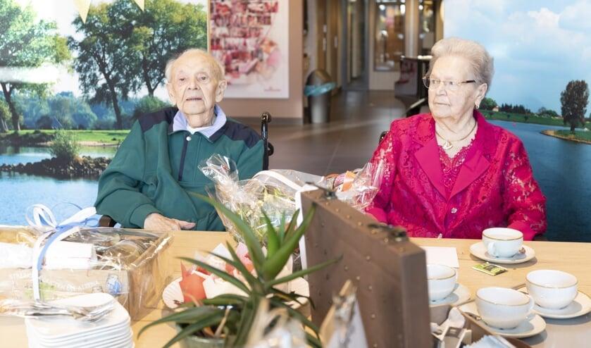 <p>Jo en Hennie Lankhaar vierden in oktober nog hun albasten huwelijksjubileum.</p>