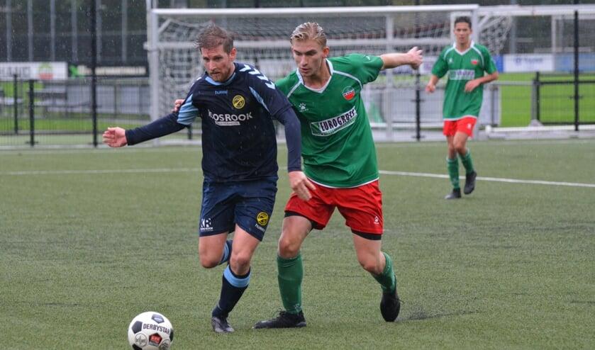• De Alblas - FC Perkouw (2-3).