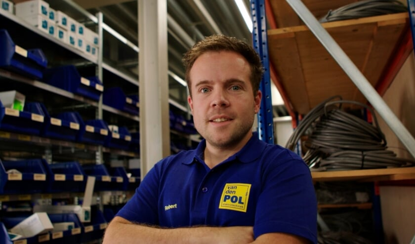 • Robert van Oort, kandidaat voor 'TopCoach 2020'.