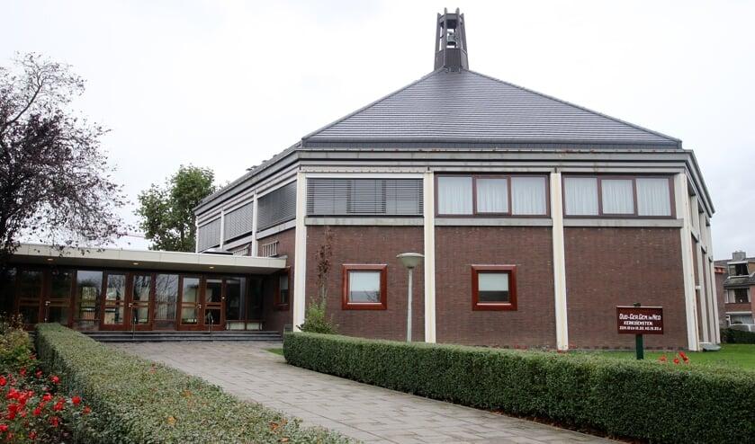<p>&bull; De Mieraskerk in Krimpen aan den IJssel.</p>